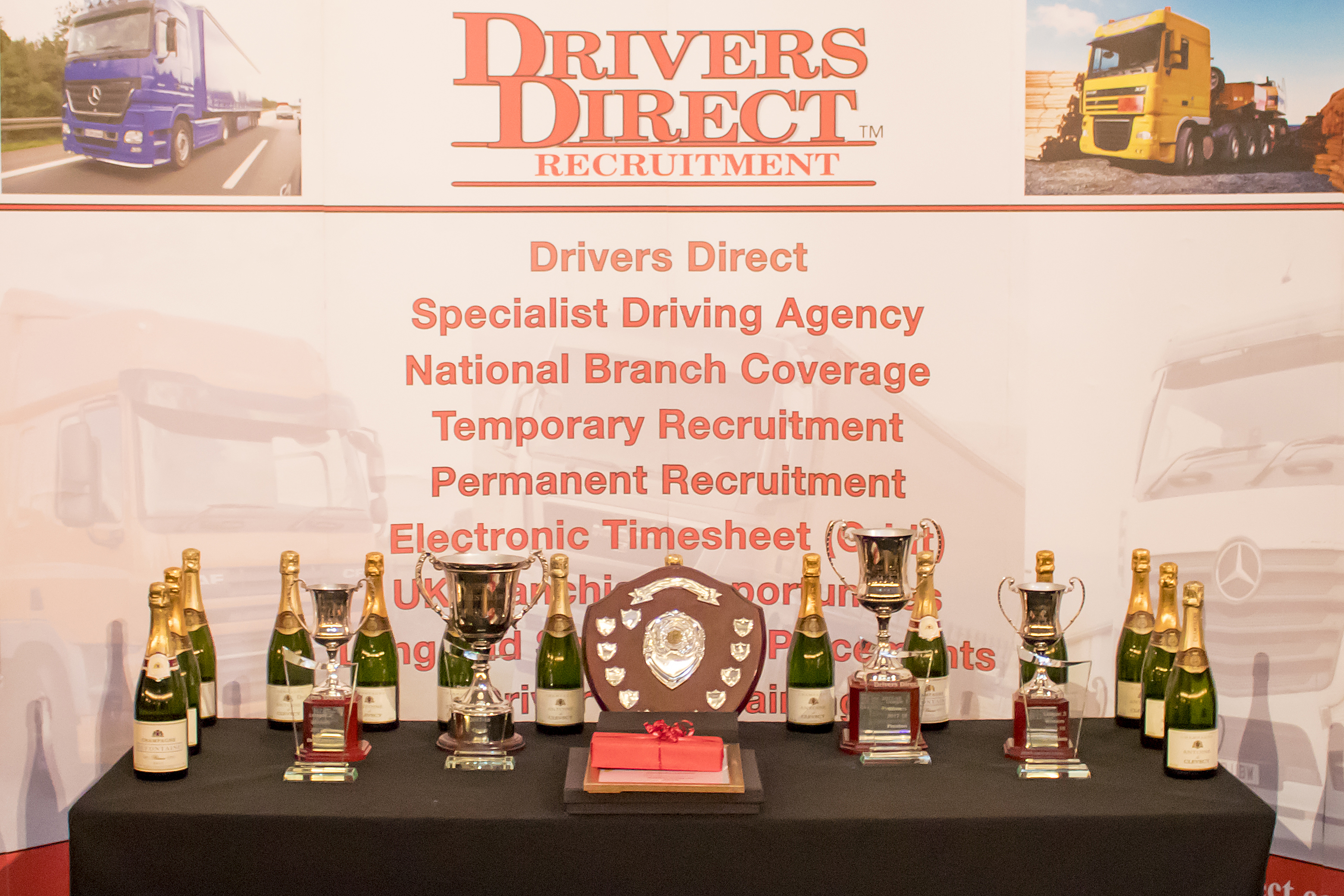 Drivers Direct's Annual Black Tie Ball