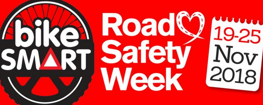 Road Safety Awareness Week: Bike Smart