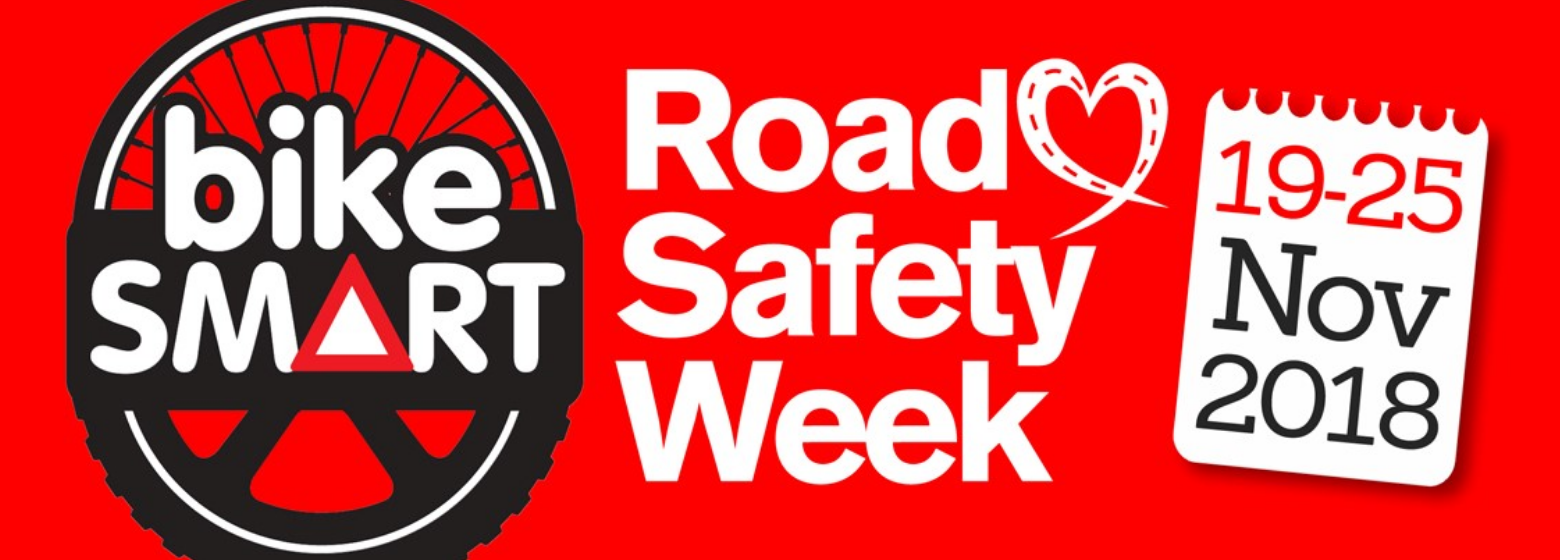 Road Safety Awareness Week: Bike Smart